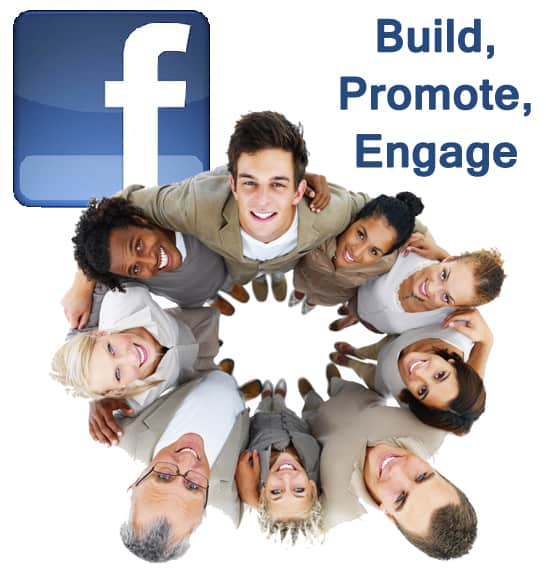 Build Promote Engage Facebook Fan Page