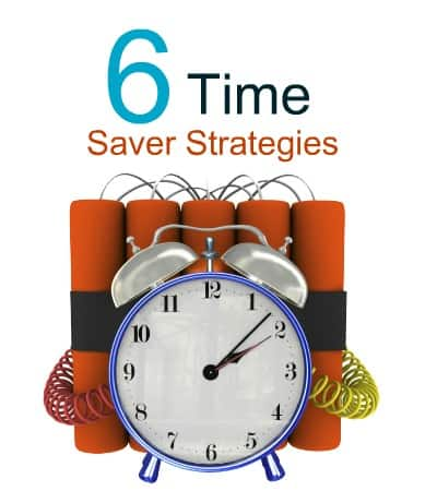 social media time saving strategy