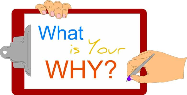 turn passion into profit define your why