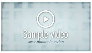 Animoto video
