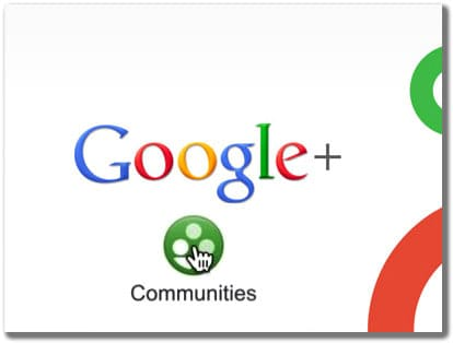 how to use google+ communities