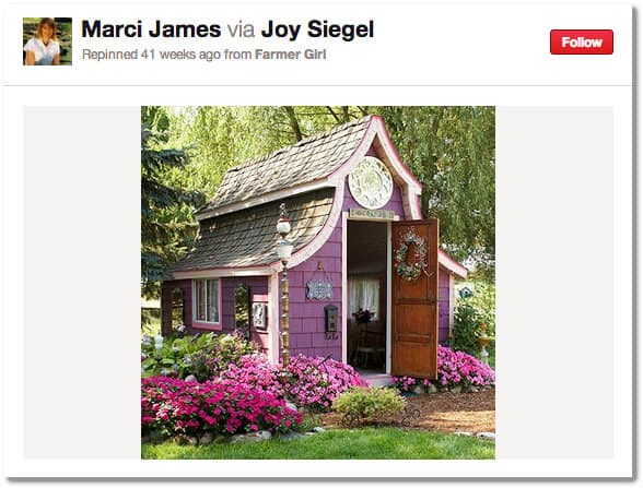 real estate pinterest board
