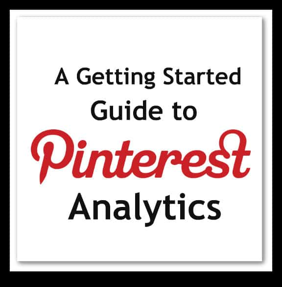 getting started guide to pinterest
