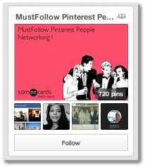 pinterest marketers to follow