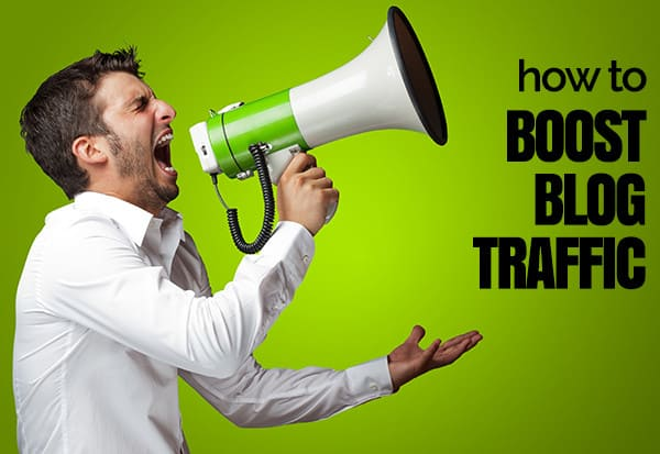 8 Ways to Instantly Boost Blog Traffic