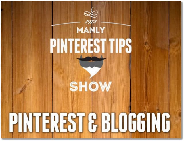 jeff sieh manly pinterest show