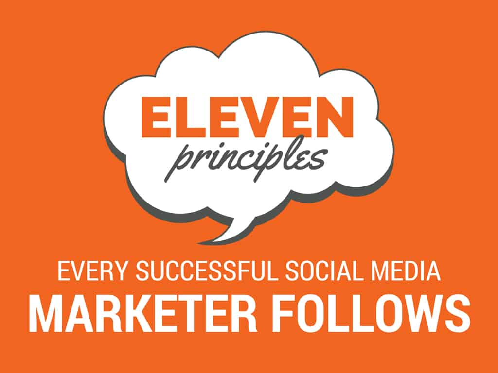 Essential Principles Every Successful Social Media Marketer Follows