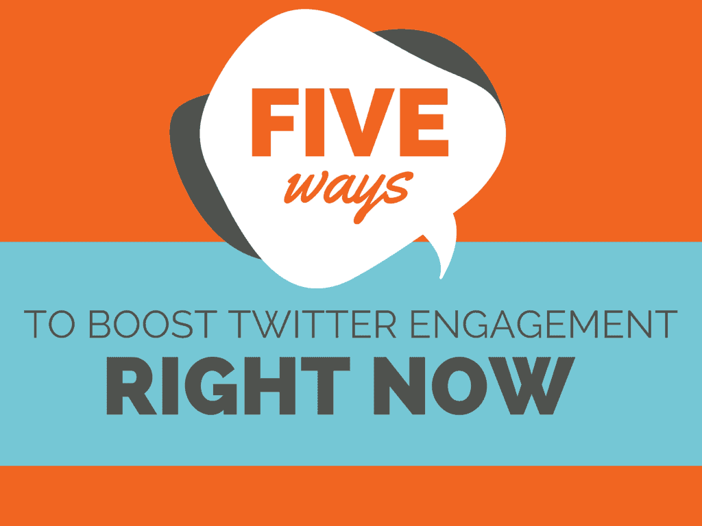 Simple Ways to Boost Twitter Engagement