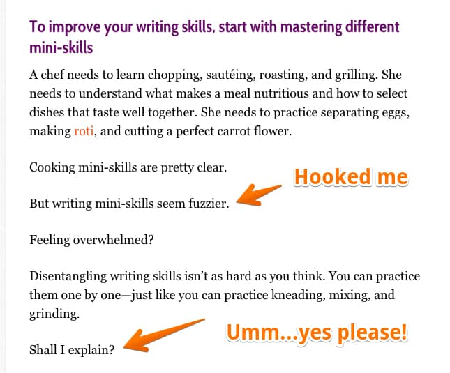 27 Ways to Improve Your Writing Skills and Escape Content Mediocrity - Enchanting Marketing 2015-08-23 20-21-38
