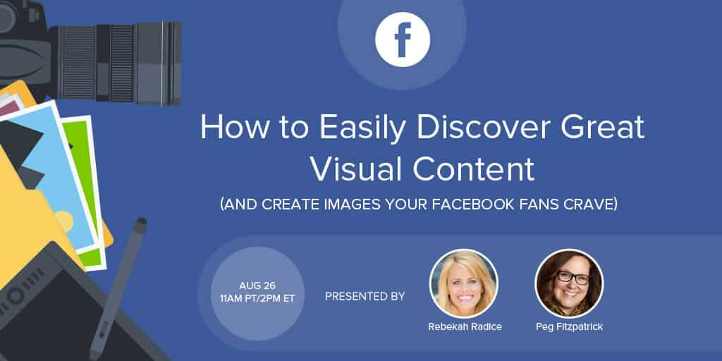 facebook webinar peg and rebekah