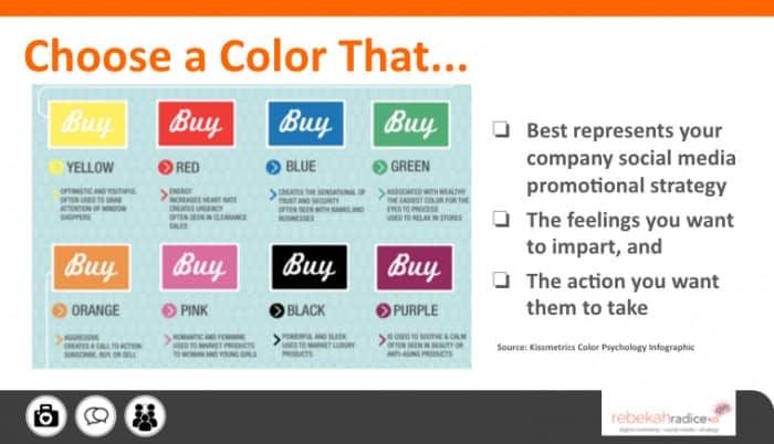 color psychology buying behavior