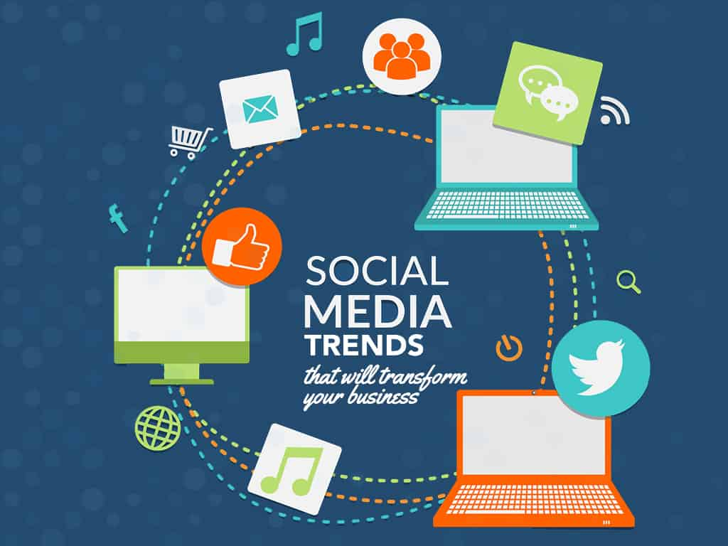 6 Social Media Trends That Will Transform Your Business