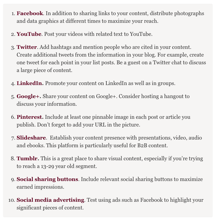 social-media-campaign-promotion-checklist