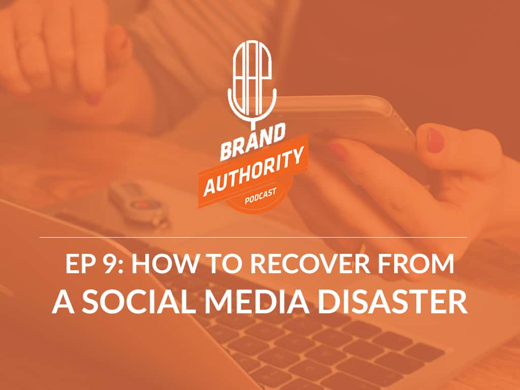 How to Recover From a Social Media Disaster